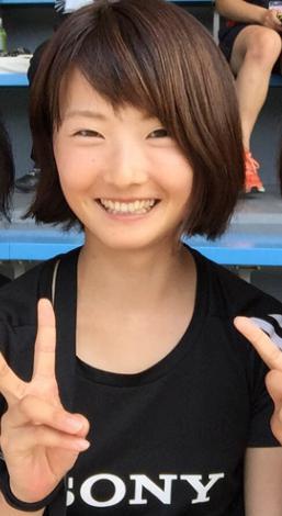 さくらジャパン女子ホッケーかわいい選手:一谷奈歩4