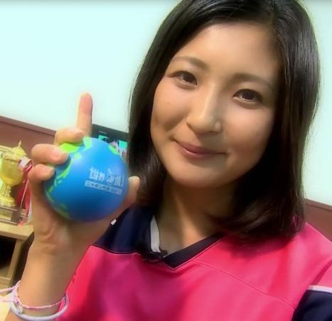さくらジャパン女子ホッケーかわいい選手:三橋亜記