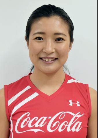 さくらジャパン女子ホッケーかわいい選手:三橋亜記2