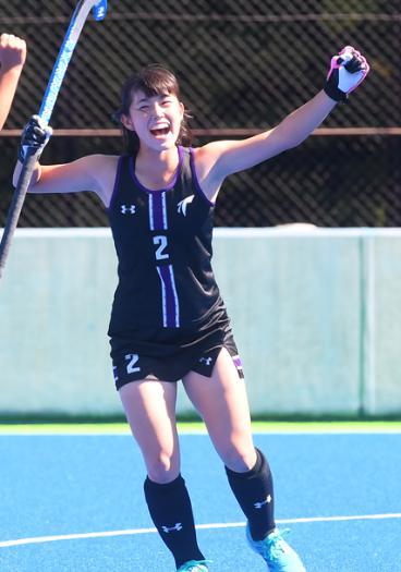 さくらジャパン女子ホッケーかわいい選手:吉原紗羅