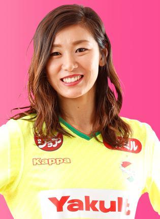 なでしこジャパン女子サッカーかわいい選手:千野晶子