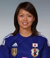 なでしこジャパン女子サッカーかわいい選手:安藤梢