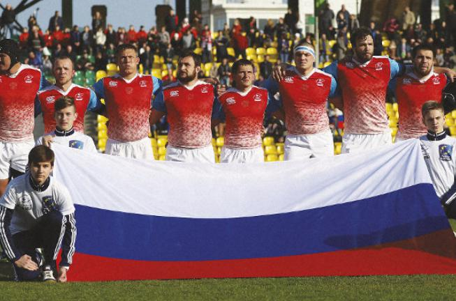 ラグビーロシア代表