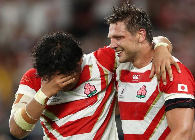 ラグビーワールドカップ日本代表ありがとう!男泣きの画像や南アフリカ戦のハイライト動画を紹介!