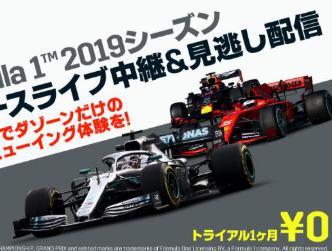 F1メキシコGP2019のライブ配信動画を無料視聴する方法は?日程や順位も調査!